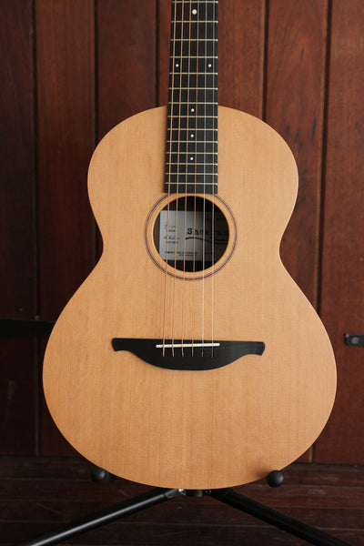 Sheeran by Lowden W-01 Cedar/Walnut Acoustic Guitar