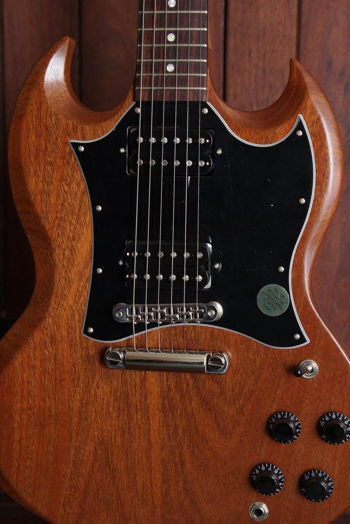Gibson SG Standard Tribute Walnut Electric Guitar