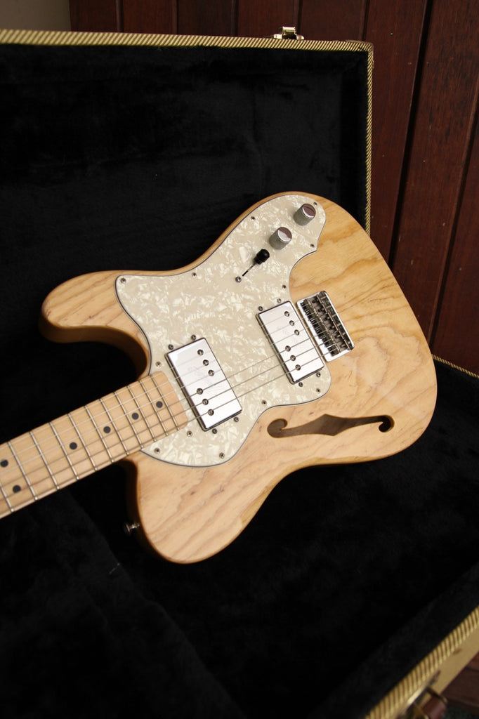Fender Classic Series '72 Telecaster Thinline Natural Pre-Owned