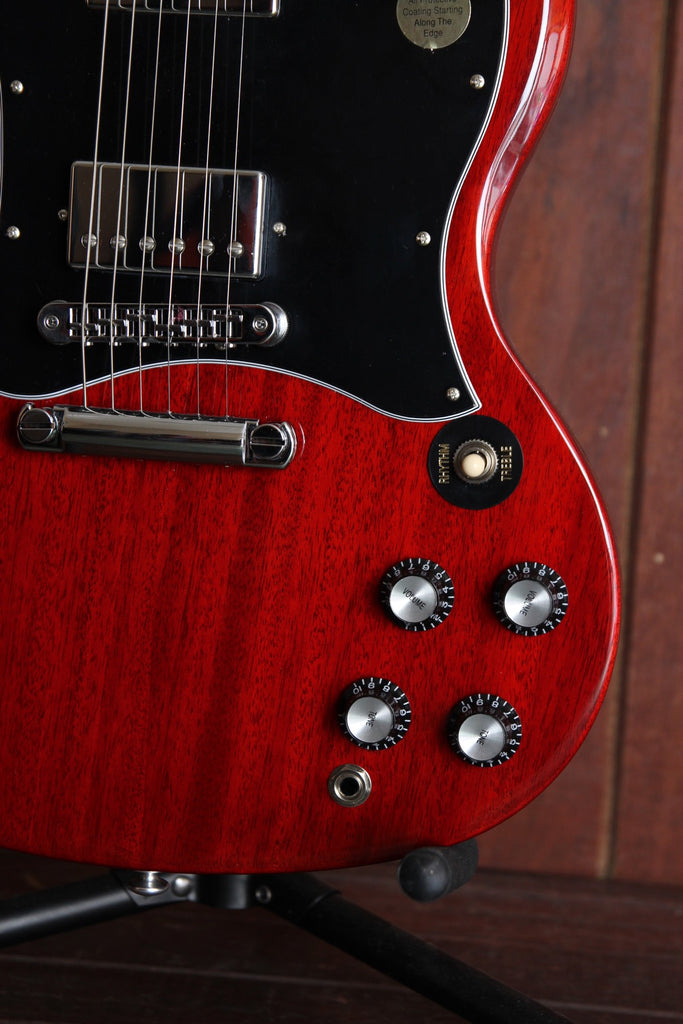 Gibson SG Standard Cherry Electric Guitar