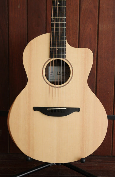 Sheeran by Lowden S-04 Spruce/Figured Walnut Acoustic Guitar