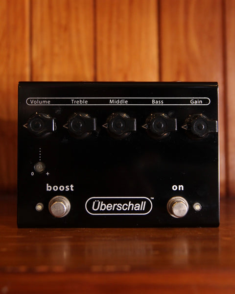 Bogner Uberschall Overdrive Pedal Pre-Owned
