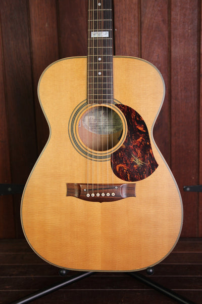 Maton EB808TE Tommy Emmanuel Acoustic-Electric Guitar Pre-Owned