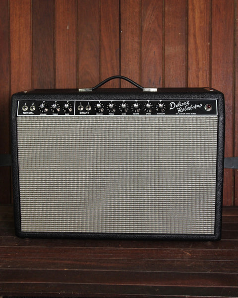 Fender '64 Custom Deluxe Reverb Handwired Limited Edition Valve Combo