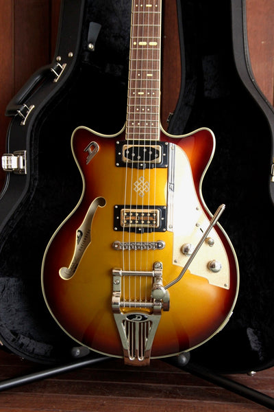 Duesenberg Alliance Series Joe Walsh Semi-Hollow Electric Guitar
