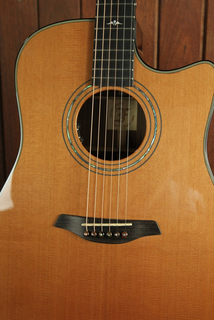 Furch D23C Cutaway Cedar Rosewood / LR Baggs - The Rock Inn