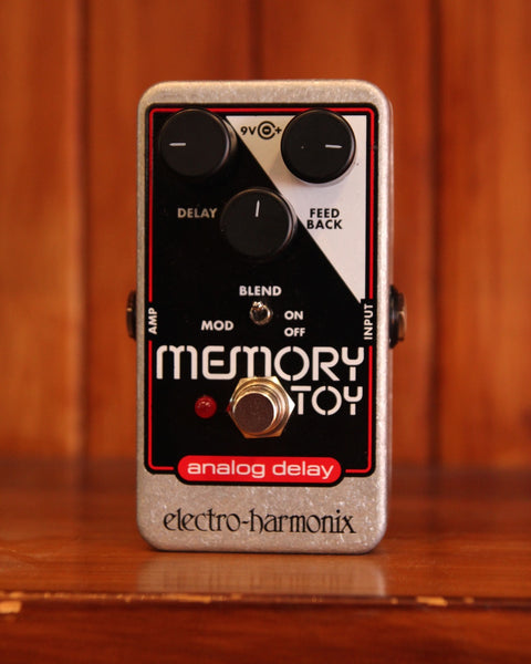 Electro-Harmonix Memory Toy Analogue Echo Chorus Delay Pedal