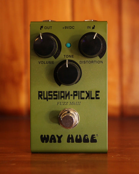 Way Huge Electronics Small Series Russian Pickle Fuzz Pedal