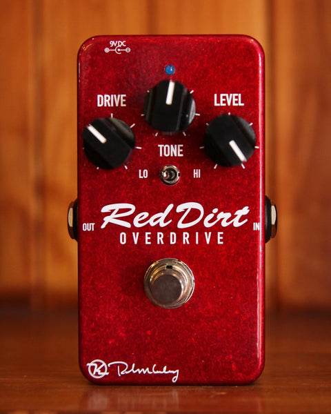Keeley Red Dirt Overdrive Pedal Pre-Owned