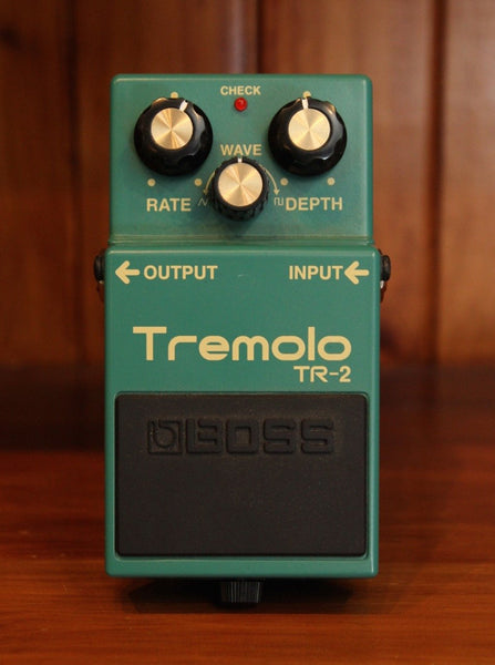 Boss TR-2 Tremolo Pedal - The Rock Inn