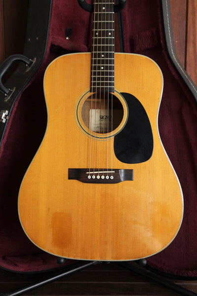 Sigma by Martin 52 SD II-5 Acoustic Guitar Japan Pre-Owned