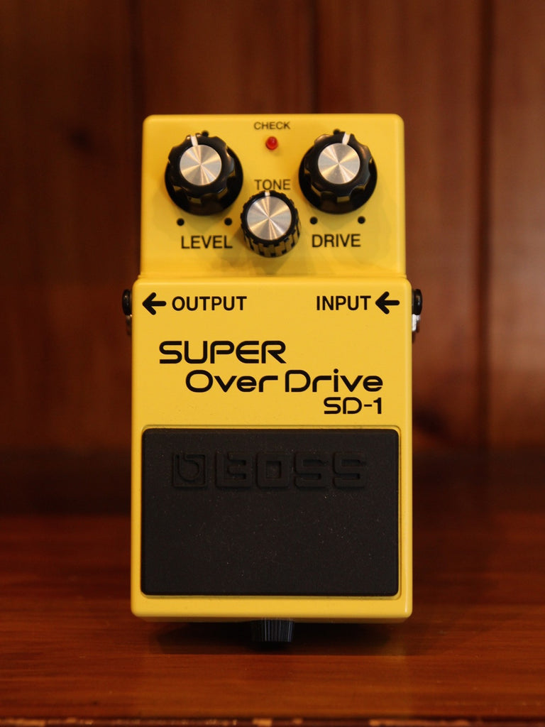 Boss SD-1 Super Overdrive - The Rock Inn