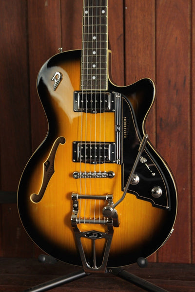 *NEW ARRIVAL* Duesenberg Starplayer TV Sunburst Semi-Hollow Guitar