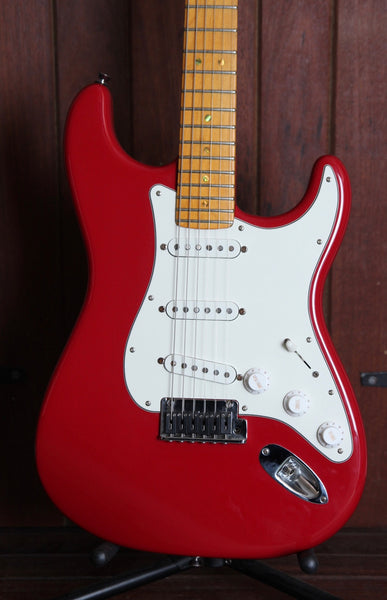 Fender Stratocaster USA Torino Red Pre-Owned