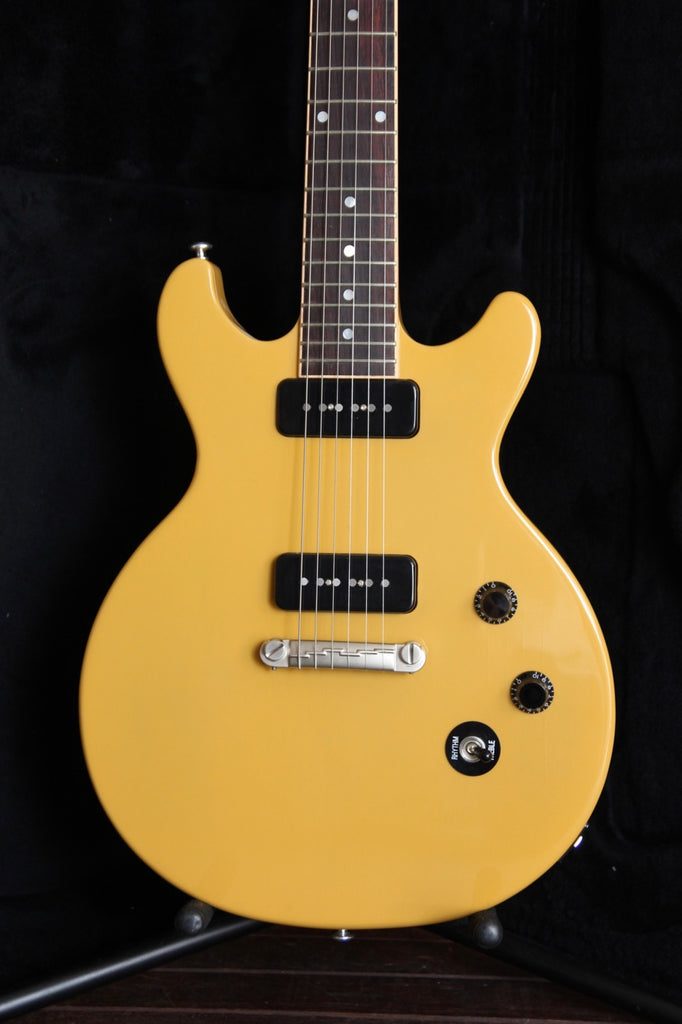 Gibson Les Paul 100 Special DC TV Yellow Electric Guitar Pre-Owned