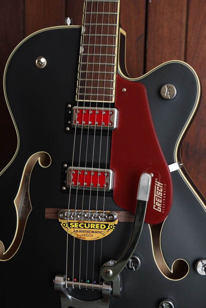 "Gretsch G5410T Electromatic ""Rat Rod"" Hollow Body Single-Cut with Bigsby"