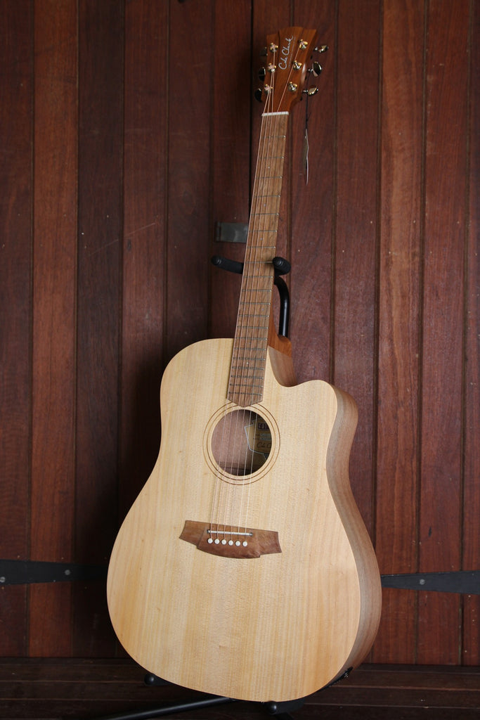 Cole Clark Fat Lady FL1EC-BM Bunya Maple Sustainable