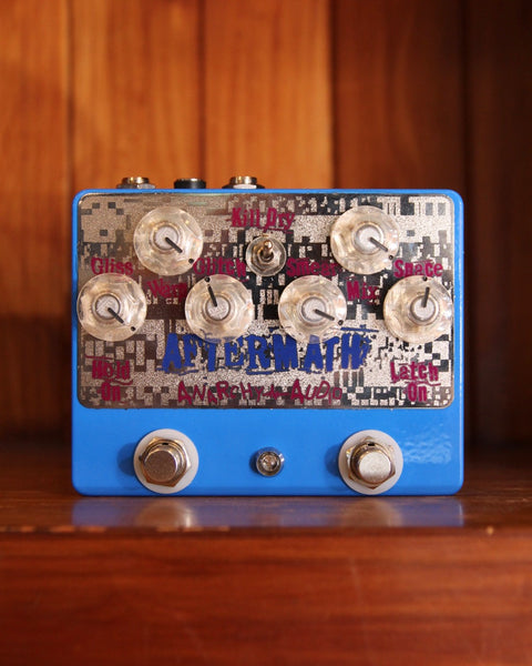 Anarchy Audio Aftermath Modulator/Delay Pedal