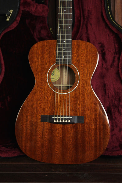 Guild M-120 Solid Mahogany Small Body Acoustic Guitar Pre-Owned - The Rock Inn - 1