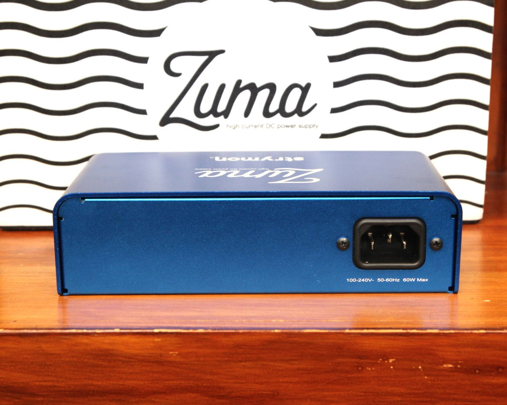 Strymon Zuma Compact High Current Pedal Power Supply - The Rock Inn - 3