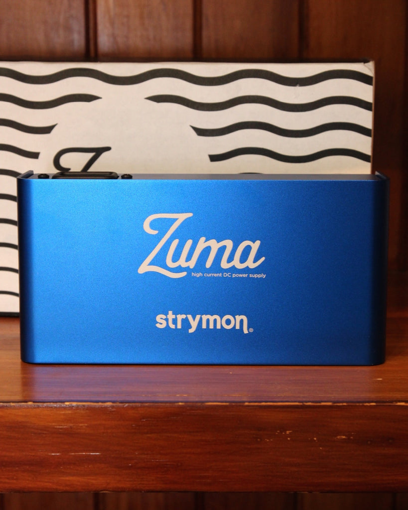 Strymon Zuma Compact High Current Pedal Power Supply - The Rock Inn - 1