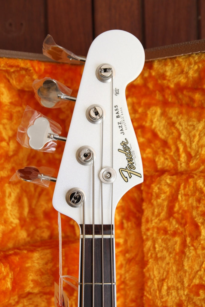 Fender 60th Anniversary '60s Jazz Bass Rosewood Fingerboard Arctic Pearl