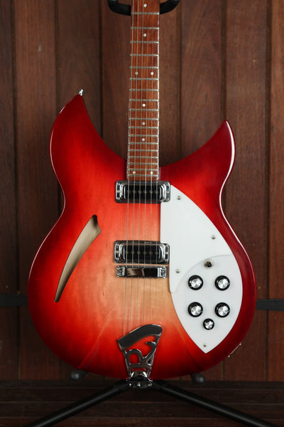 *NEW ARRIVAL* Rickenbacker 330 Fireglo Semi-Hollowbody Guitar Pre-Owned