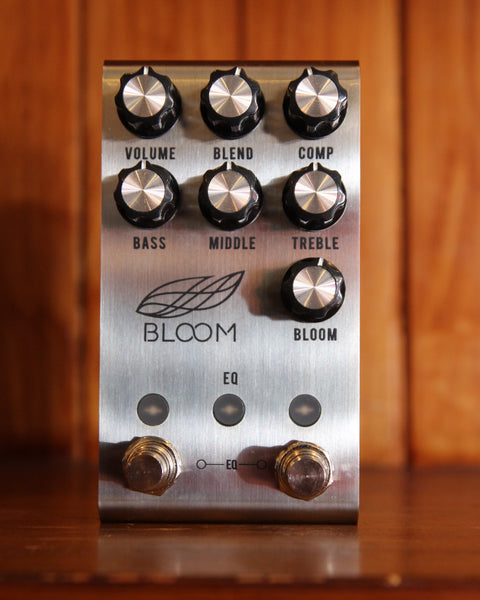 Jackson Audio Bloom V2 MIDI Compressor EQ Pedal
