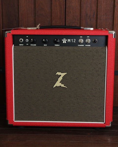 Dr. Z Amplification M12 Valve Amplifier Combo Pre-Owned