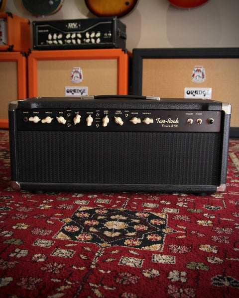Two Rock Emerald 50 Head Pre-Owned