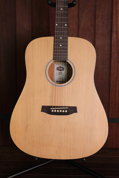 Ashton D20 Dreadnought Acoustic Guitar Package + Gig Bag