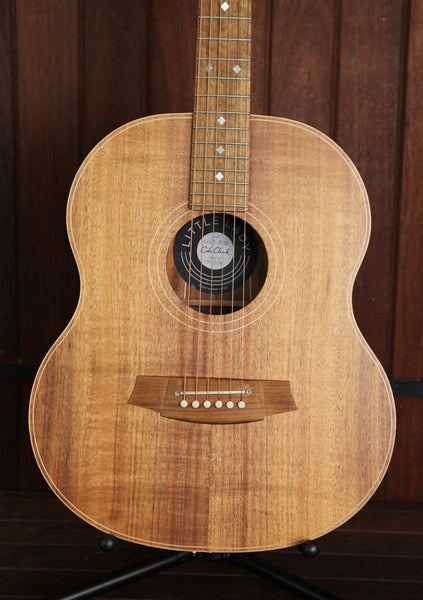 Cole Clark Little Lady LL2E Blackwood/Blackwood Acoustic-Electric Guitar