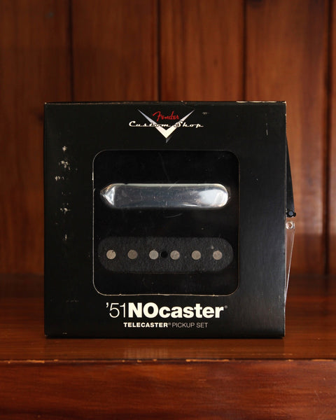 Pickup - Fender Custom Shop Nocaster Telecaster Pickup Set - The Rock Inn