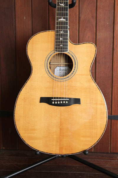 Paul Reed Smith PRS SE A40E Angelus Acoustic-Electric Guitar Natural
