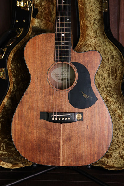 Maton EBW808C Blackwood Acoustic-Electric Guitar