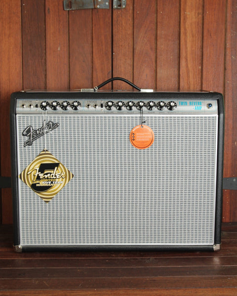 Fender '68 Custom Twin Reverb Amplifier - The Rock Inn - 1
