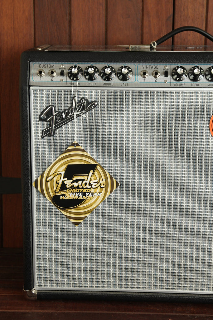 Fender '68 Custom Twin Reverb Amplifier - The Rock Inn - 2
