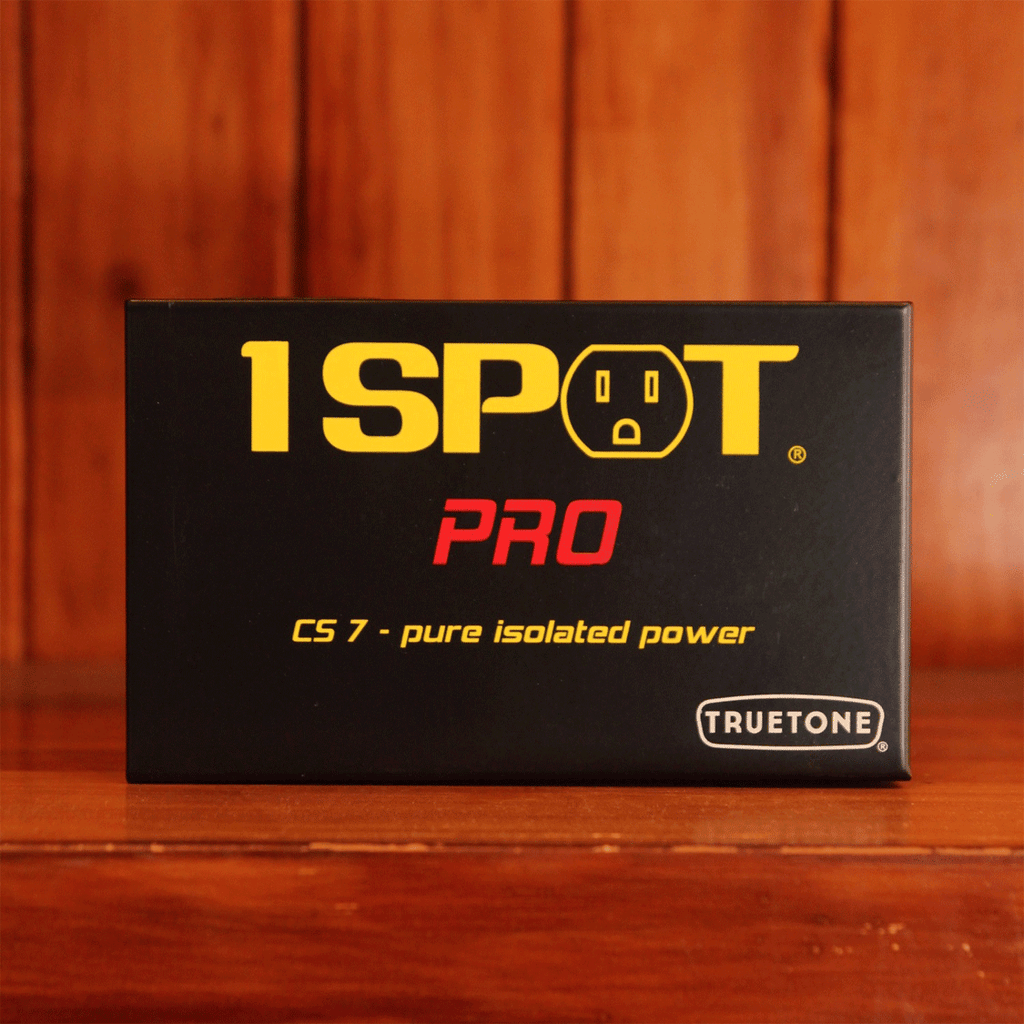 Visual Sound 1-Spot PRO CS7 Isolated Pedal Power Supply - The Rock Inn - 1