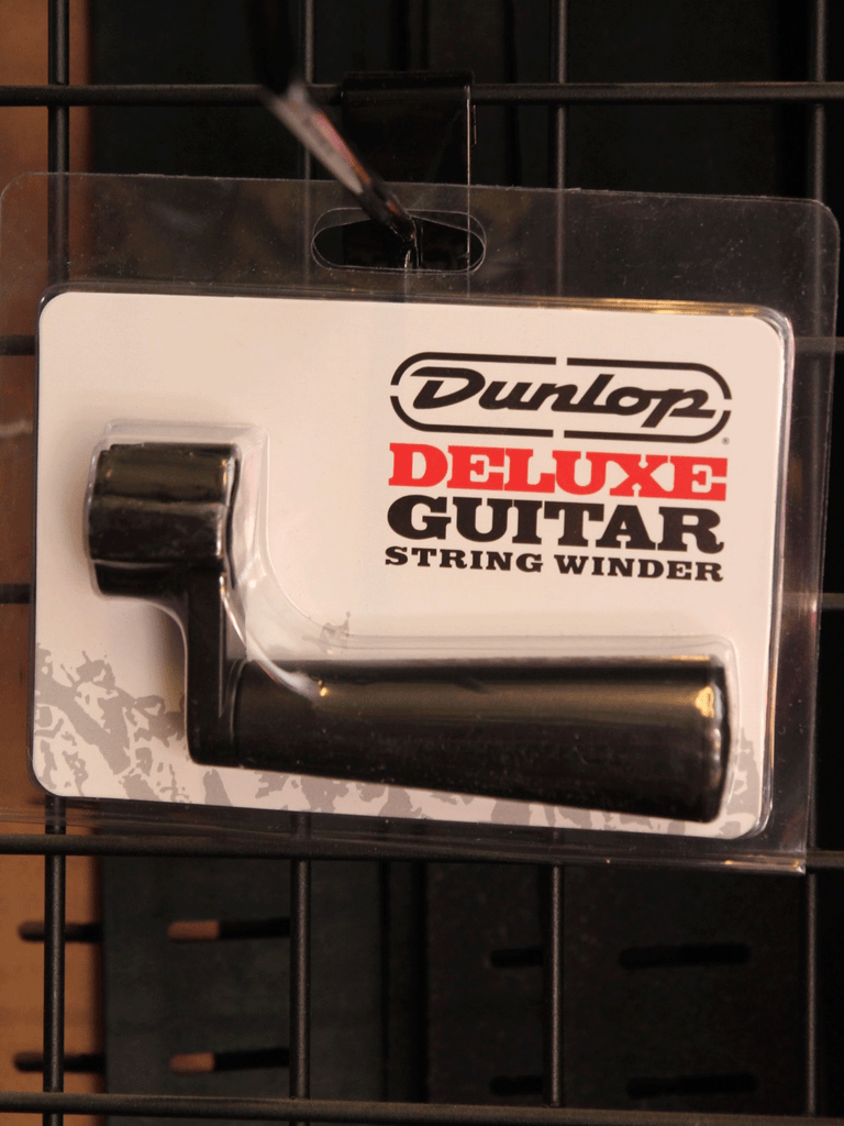 Guitar String Winder - Dunlop Deluxe String Winder Tool - The Rock Inn
