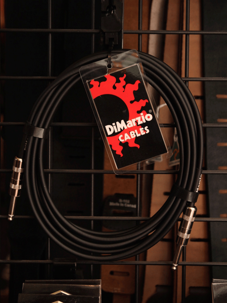 Dimarzio 18ft Guitar Cable - The Rock Inn