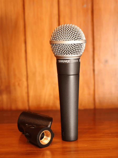 Shure SM58 Dynamic Microphone - The Rock Inn