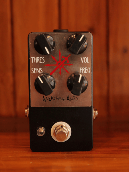 Anarchy Audio Chaos Star Filtered Fuzz Drive Pedal - The Rock Inn