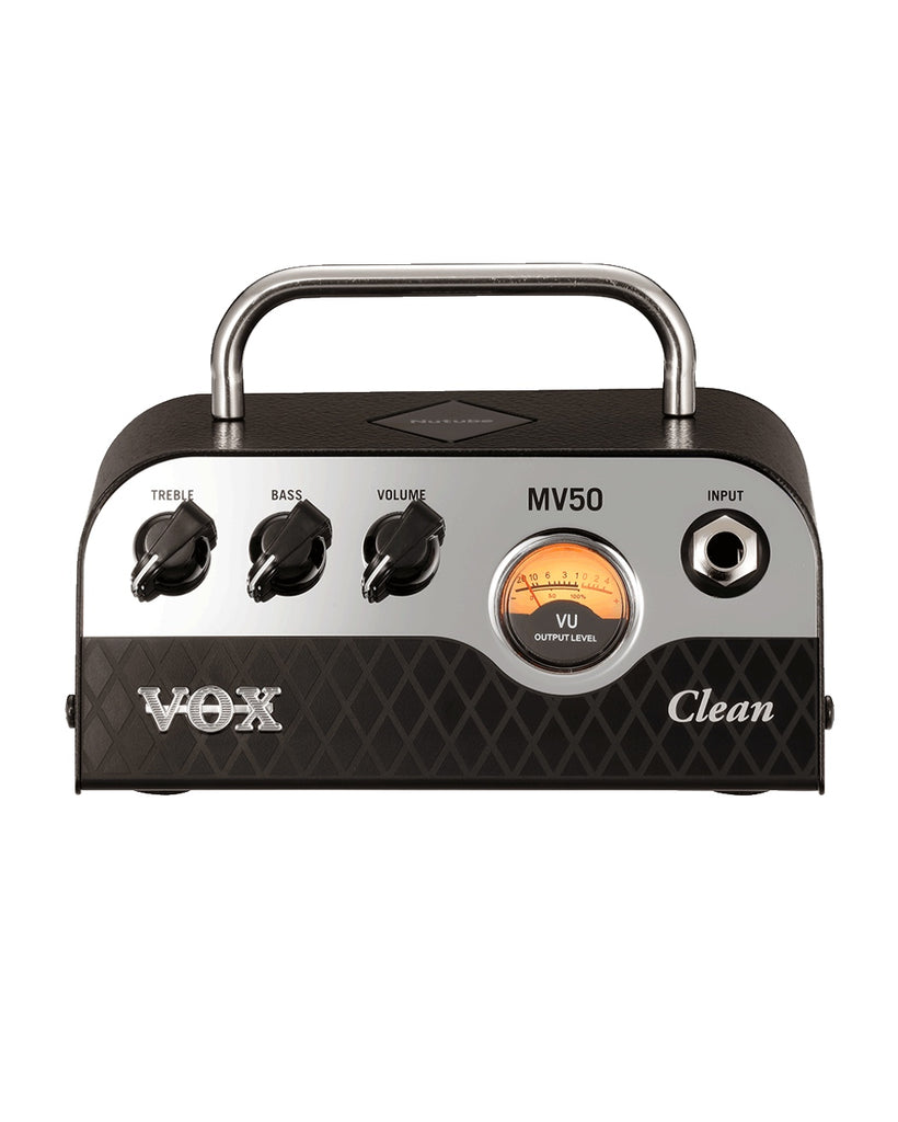 Vox MV50 Clean 50w Valve Amp Head