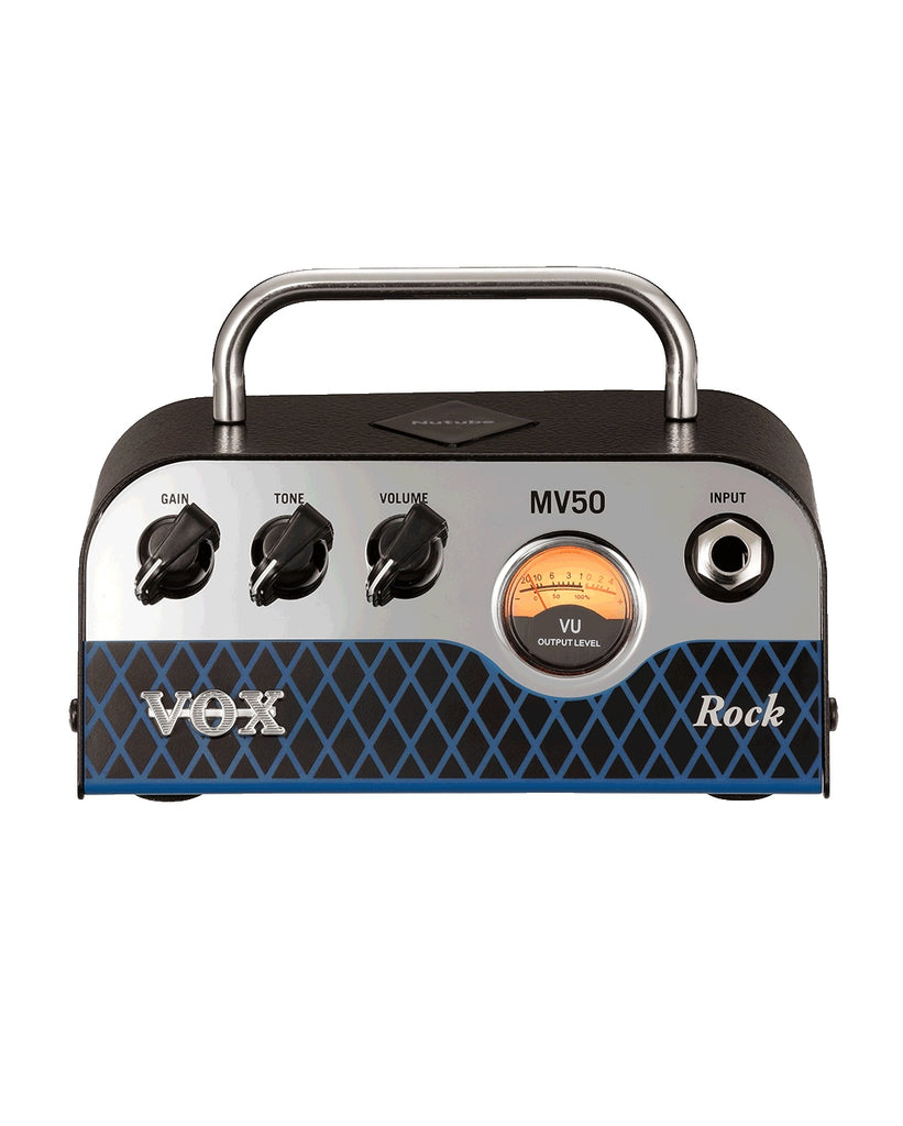 Vox MV50 Rock 50w Valve Amp Head