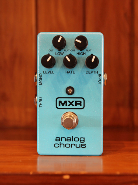 MXR Analog Chorus Pedal - The Rock Inn