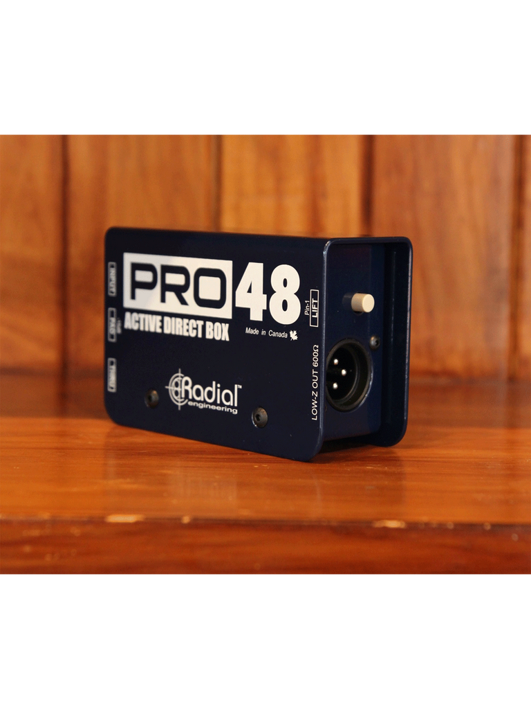 Radial Engineering Pro48 Active DI Box - The Rock Inn