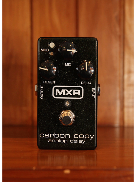 MXR Carbon Copy Analog Delay - The Rock Inn