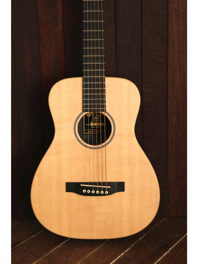 Martin X Series LX1EL Left Handed Acoustic-Electric Guitar - The Rock Inn - 1