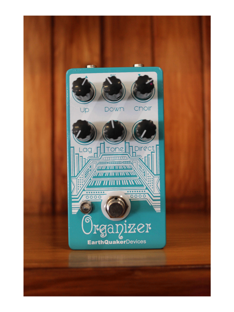 Earthquaker Devices Organizer – Polyphonic Organ Emulator - The Rock Inn