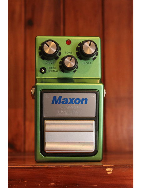 Maxon Japan OD-9 Pro Plus Overdrive - The Rock Inn